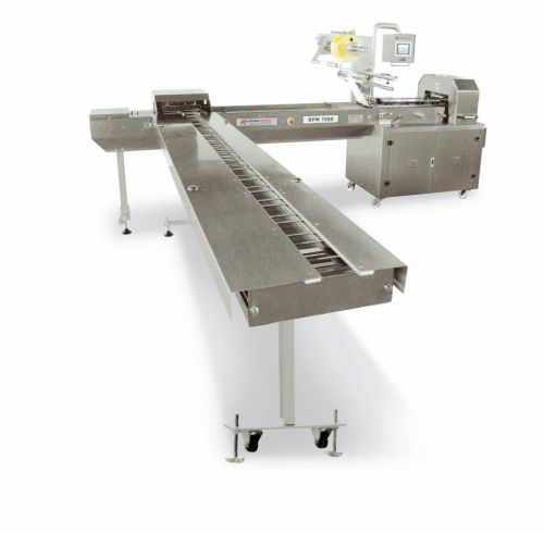 BPM 1000 Biscuit Packaging Machinery
